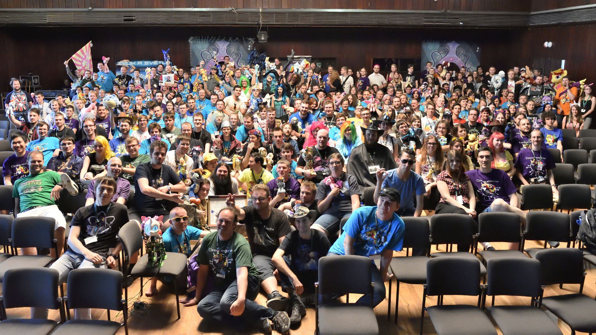 Czequestria 2017 – group photo
