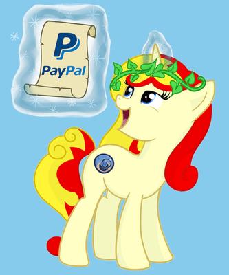 Libuše – PayPal