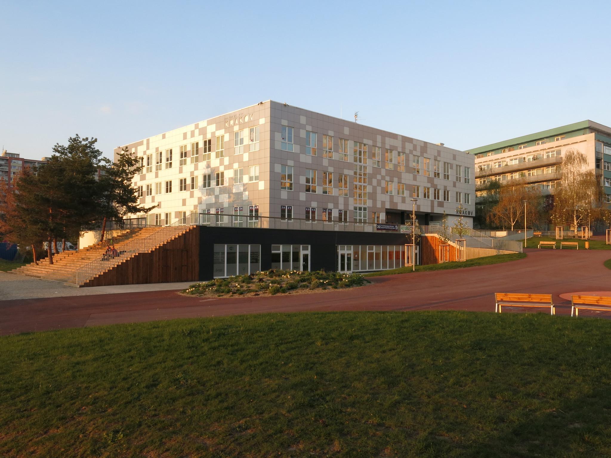 KD Krakov – from outside