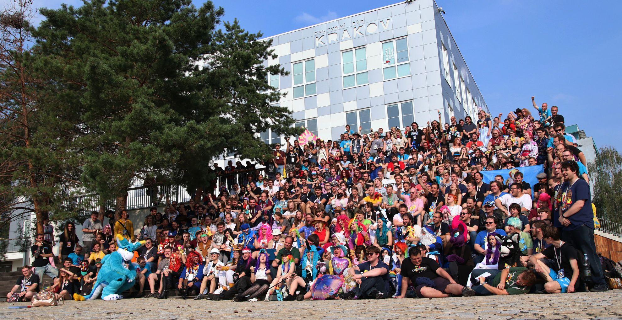 Czequestria 2019 – group photo