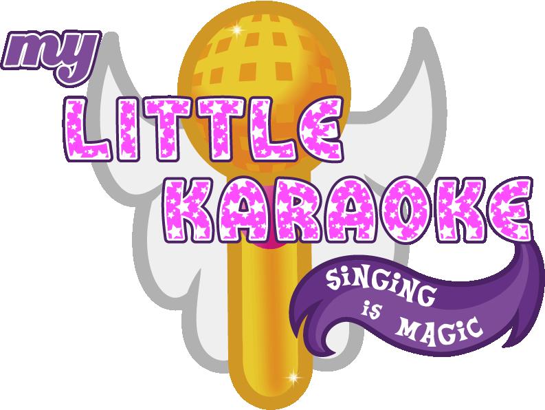 My Little Karaoke logo