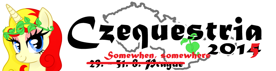 Czequestria 2015 – fun banner
